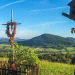 Binczarowa, pomiędzy Jaworzem a Modynianką
